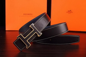 Hermes Belt H12645G Black