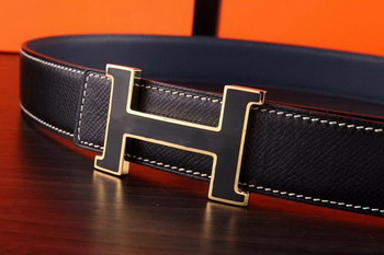 Hermes Belt H3025G Black