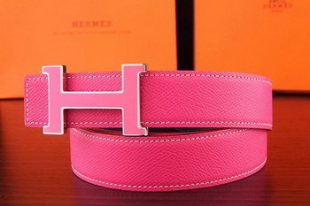 Hermes Belt H3040S Rose