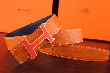 Hermes Belt H3044G Orange