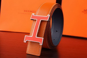 Hermes Belt H3044S Orange