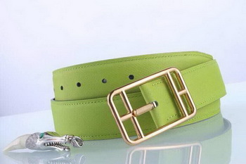 Hermes Belt H3342 Green