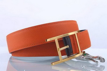 Hermes Belt H3360 Orange