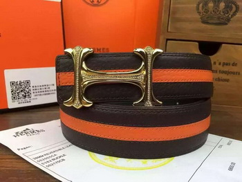 Hermes Belt H4330 Brown