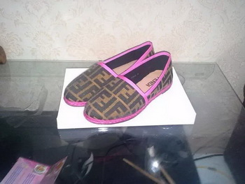Fendi Casual Shoes FD74 Lavender
