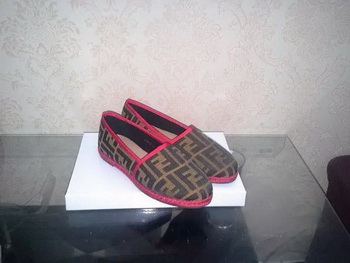 Fendi Casual Shoes FD74 Rose