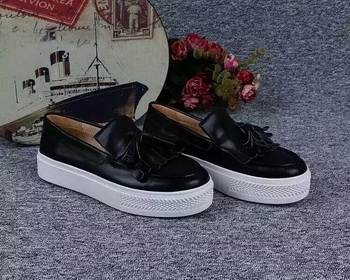 Fendi Casual Shoes FD81 Black
