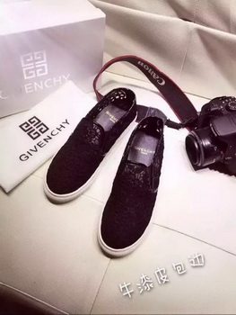 Givenchy Casual Shoes Lace GI35 Black