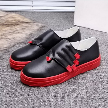 Givenchy Casual Shoes Leather GI42 Black