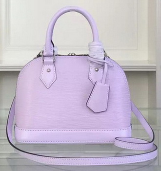 Louis Vuitton Epi Leather ALMA BB Bag M40862 Lavender
