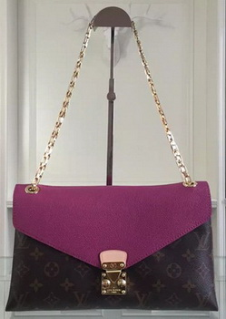Louis Vuitton Monogram Canvas PALLAS CHAIN M41246 Lavender