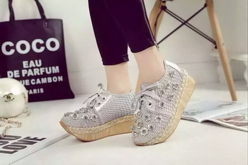 Dior Casual Shoes CD0313 Silver
