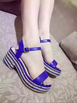 miu miu Sandal MM367 Blue