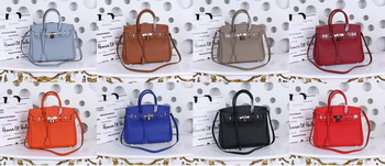 Hermes Birkin 30CM Tote Bags Litchi Leather H30CT