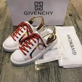 Givenchy Casual Shoes GI50 Red