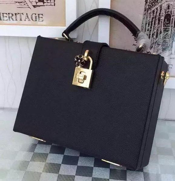 Dolce   Gabbana Family Patch DOLCE BOX Bag DG4133 Black -  229.00 7b067e0d40