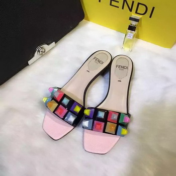 Fendi Slipper FD127 Pink