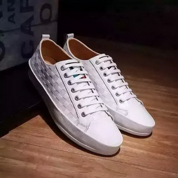 Louis Vuitton Leather Casual Shoes LV659 White