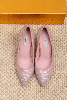 miu miu 70mm Pump MM432 Pink