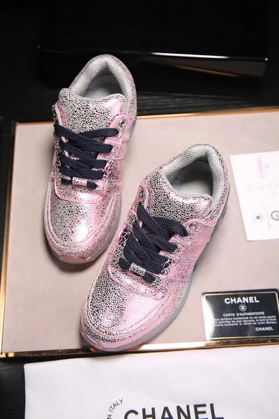 chanel casual shoes leather ch1796 pink 199 00