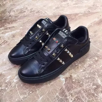 Valentino Casual Shoes VT851 Black