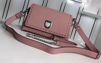 Dior Diorama Bag Calfskin Leather CD0920 Pink