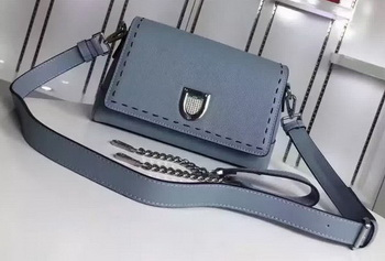 Dior Diorama Bag Calfskin Leather CD0920 SkyBlue