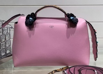 Fendi BY THE WAY Bag Original Calfskin Leather F4822L Pink