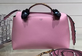 Fendi BY THE WAY Bag Original Calfskin Leather F4822S Pink