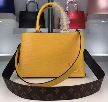 Louis Vuitton Epi Leather Marly Tote Bag M51347 Yellow