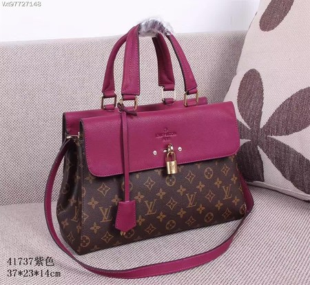 Louis Vuitton Monogram Canvas VENUS Bag M41737 Purple