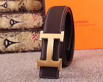 Hermes 40mm Belt H170417 Brown