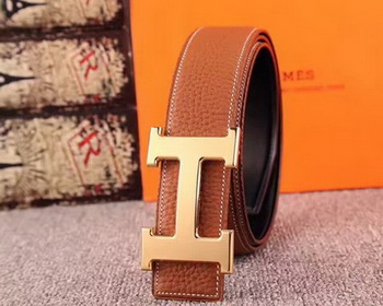 Hermes 40mm Belt H170417 Orange
