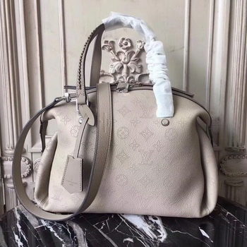 Louis Vuitton Mahina Leather ASTERIA Bag M54671 OffWhite