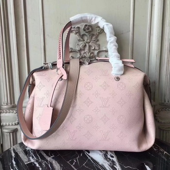 Louis Vuitton Mahina Leather ASTERIA Bag M54671 Pink