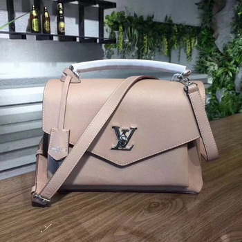 Louis Vuitton Soft Calfskin MY LOCKME M54849 Apricot