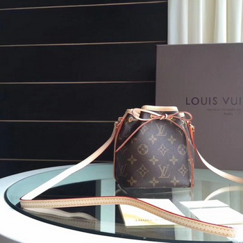 Louis Vuitton Monogram Canvas NOE BB M41346