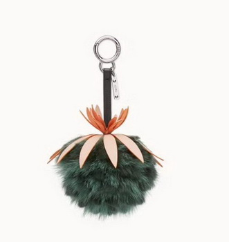 Fendi Key Chain FD9700 Green