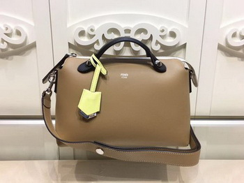 Fendi BY THE WAY Bag Original Calfskin Leather F21790 Apricot
