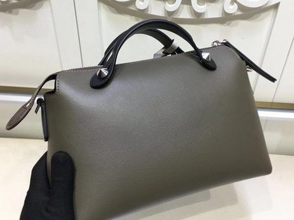 08b9cd3254 ... clearance fendi by the way bag original calfskin leather f21790 deep  green 6c873 b94f4