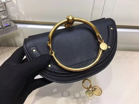 Chloe NILE IT Bag Original Leather C2659 Black