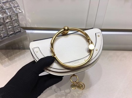 Chloe NILE IT Bag Original Leather C2659 White