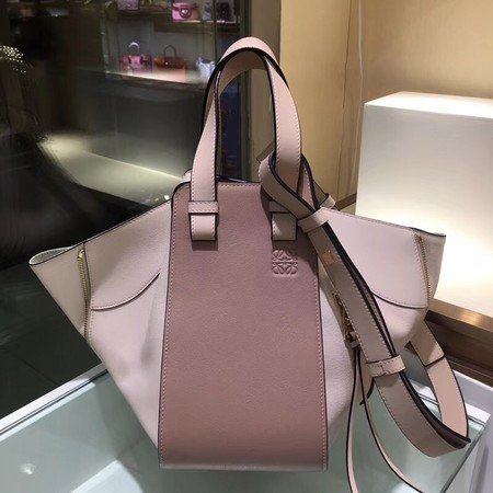 Loewe Hammock Small Bag Original Leather L9126 Pink