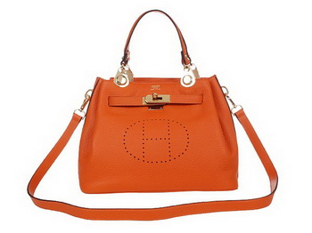 Hermes Mini So Kelly 30CM Bag H2048 Orange