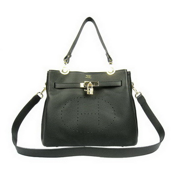 Hermes Mini So Kelly 30CM Bag H60668 Black