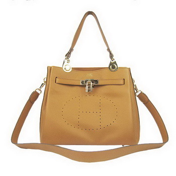 Hermes Mini So Kelly 30CM Bag H60668 Camel
