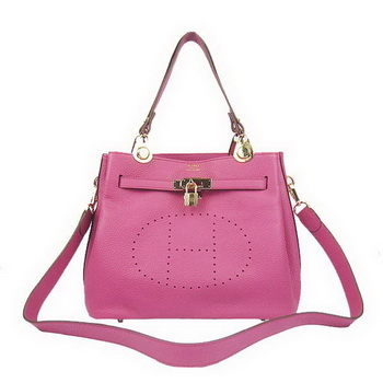 Hermes Mini So Kelly 30CM Bag H60668 Peach
