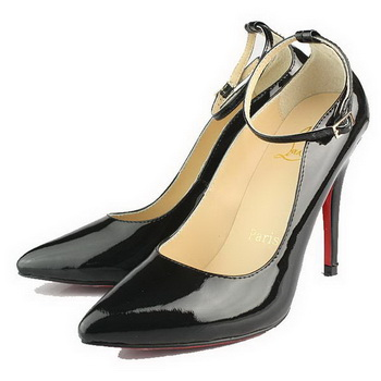 Christian Louboutin Spring Summer 2012 Patent Point-Toe Pump