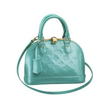 Louis Vuitton Monogram Vernis Alma BB M91696
