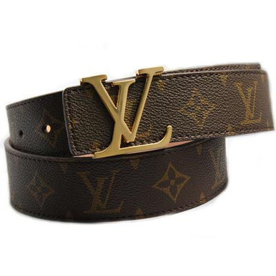 Louis Vuitton Monogram Belts 9638 Coffee